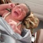 Newborn Baby Safely Delivered Under Lagos Bridge