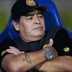 BREAKING: Diego Maradona Is Dead