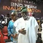 Tinubu, Five Governors at Akeredolu's Second Term Inauguration