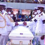 Tributes as Pastor Dare Adeboye is Laid to Rest [PHOTOS]