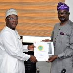 PHOTO NEWS: Obateru Officially Handover to Muhammad as GGM/GPA at the NNPC