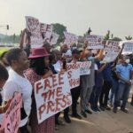 MISSING JOURNALIST: NUJ Storms Force Headquarters, Demands Colleague's Whereabouts